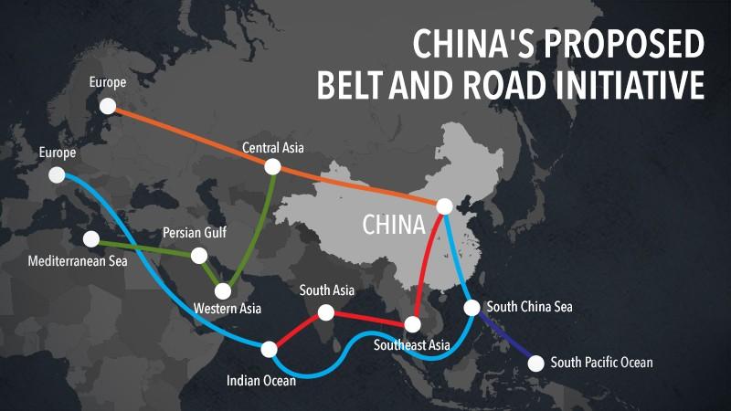 """Belt and Road 2013 – 2020: """"jalan"""" perbaikan- Pelajaran untuk Eropa"""